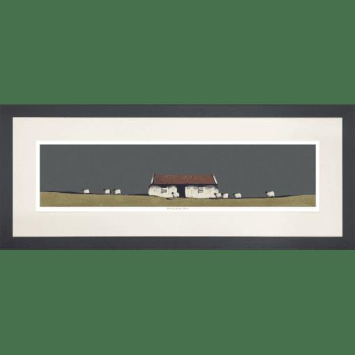 Farm Building by Ron Lawson