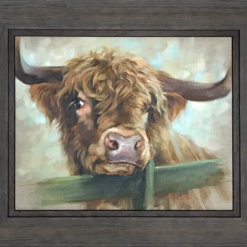 Over The Fence by Linda Johnson