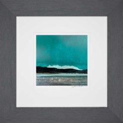 Winter-Cuillin-Skye_Small print framed