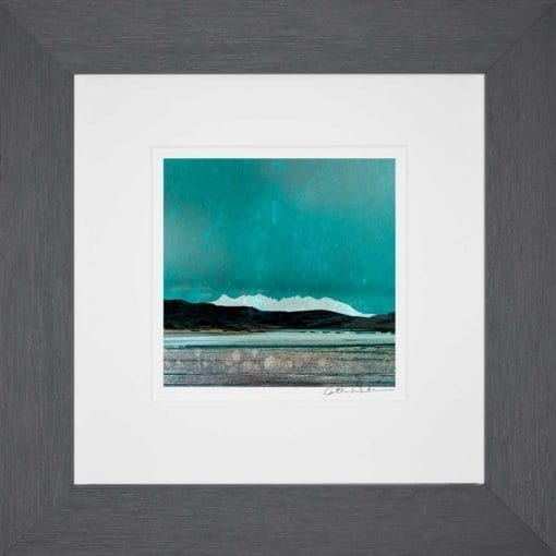 Winter-Cuillin-Skye_Small print framed