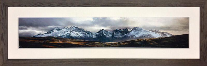 Cullins Glenbrittle Fiona Haldane, Scottish landscapes