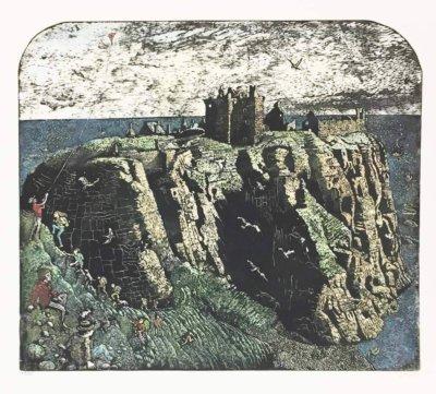 John Johnstone-Dunnottar Castle