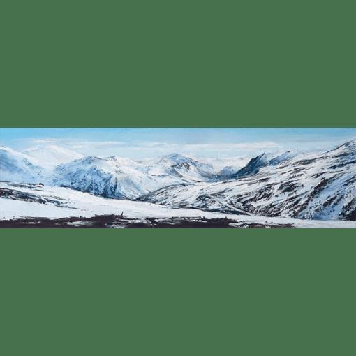 Fiona Haldane Mountain View Glenshee