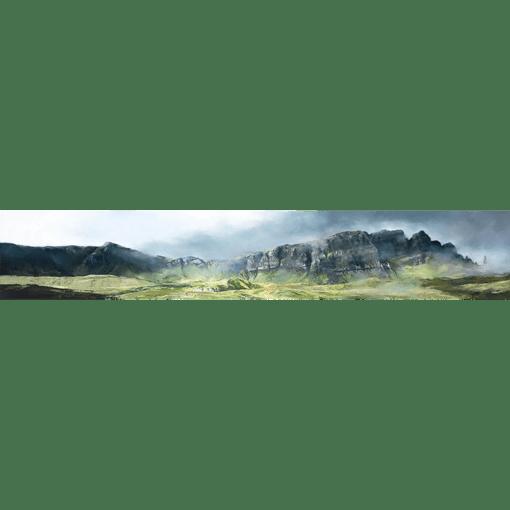 Fiona Haldane The Ridge and the storr