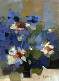 Flowers by Laurie Forrester