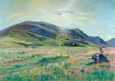 Glen Clova by William Cadenhead