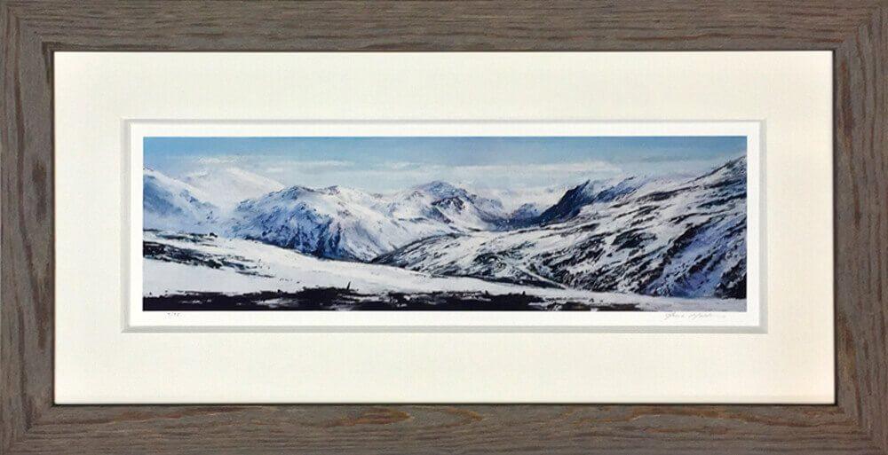 Mountain View by Fiona Haldane
