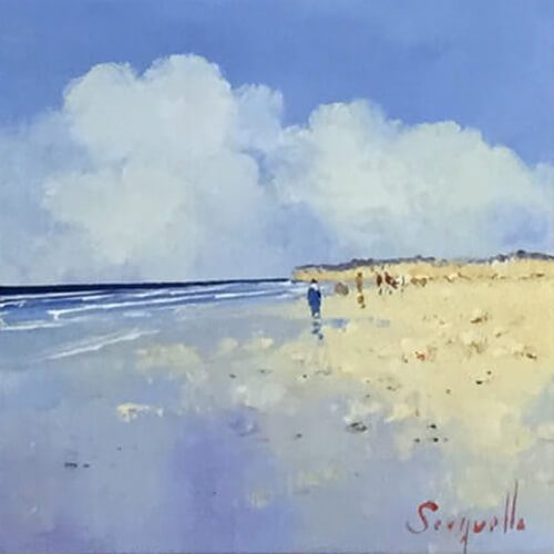 On-The-Beach-by-Emilio-Serquella
