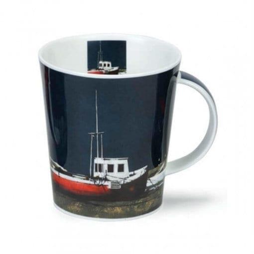 Ron Lawson Creel Boat Barra Mug