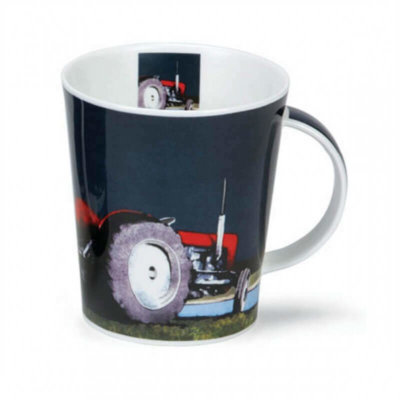 Ron Lawson Old Red Tractor Mug