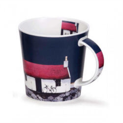 Ron Lawson Red Roof Mug