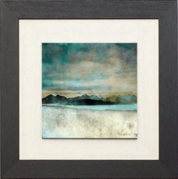 W Skye from bealach na ba applecross Cath Waters