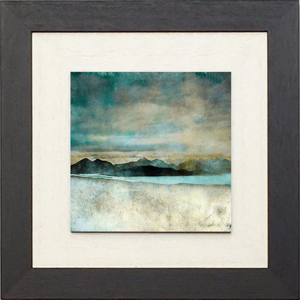 Skye from Bealach Na Ba Applecross Cath Waters