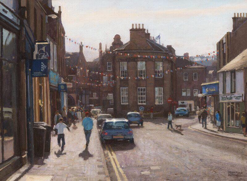 Castle Street Forfar