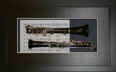 Framing Example Clarinet