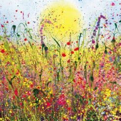 I am So Blessed To Have Found You by Yvonne Coomber_detail
