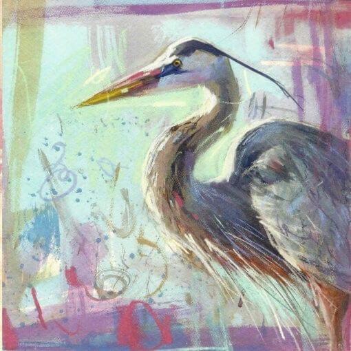 Heron BA66 Milkwood