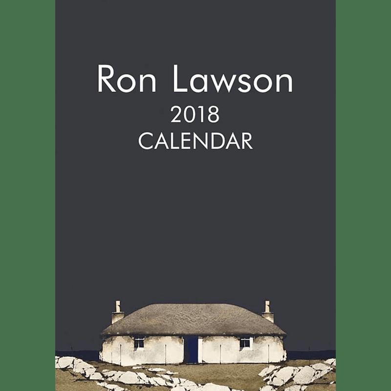 Ron Lawson Calendar 2018