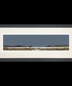 Bruairnis, Barra by Ron Lawson