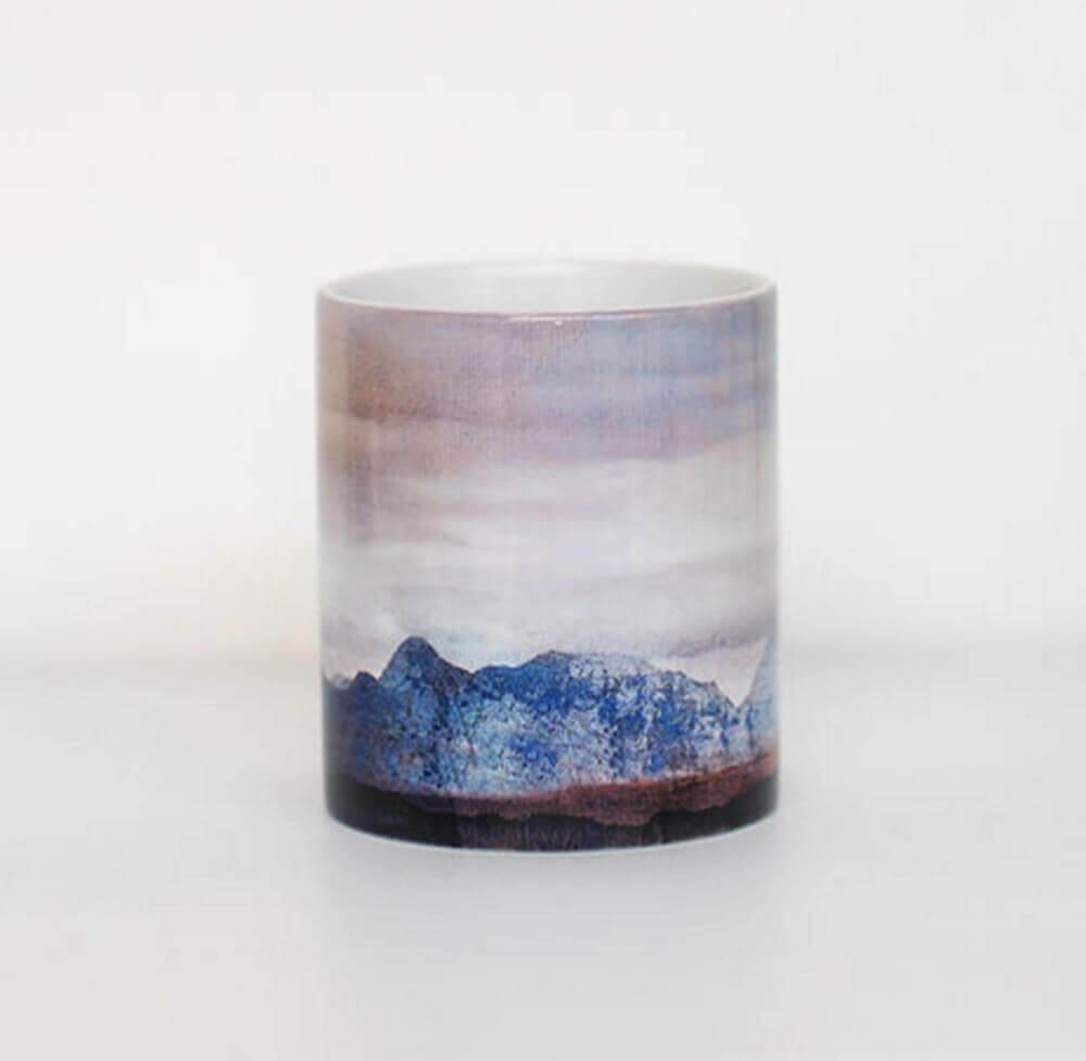 The Cuillins Isle of Skye v2 Gift Boxed Mug