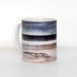 Cath Waters Mug Driftwood Arisaig