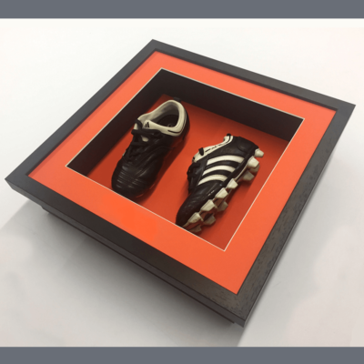 Framing Example Football Boots