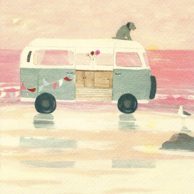 Greetings cards l lets escape l the canvas art gallery lets escape h111 milkwood m4hsunfo