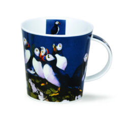 Ron Lawson Puffin Mug