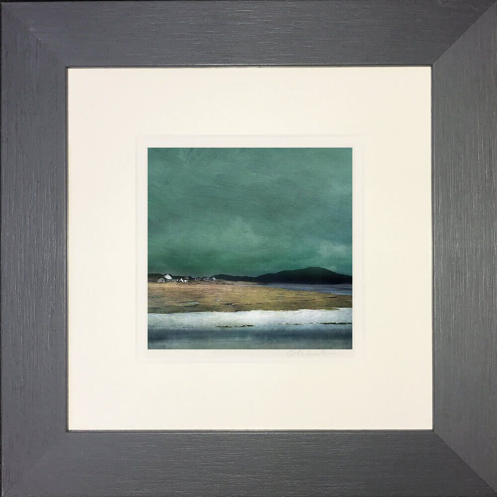 Salt Marshes Harris by Cath Waters