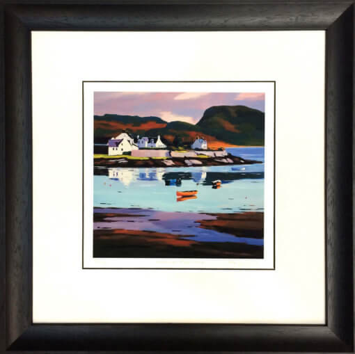 Autumn Plockton by Nigel Grounds