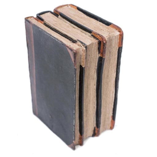 Small Antique Book Block