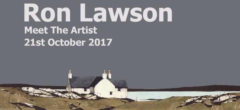 Ron Lawson- Original Art
