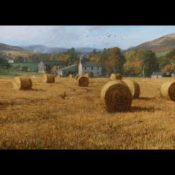 Autumn Glen Ogil by Jonathan Mitchell