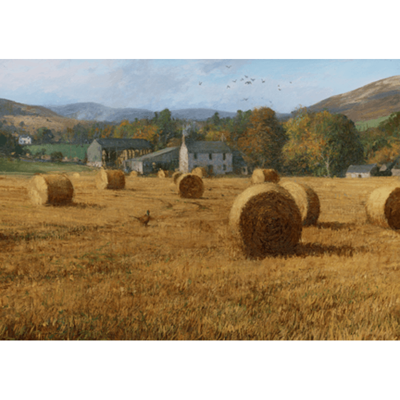 Autumn Glen Ogil by Jonathan Mitchell