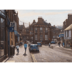 Castle Street Forfar by Jonathan Mitchell