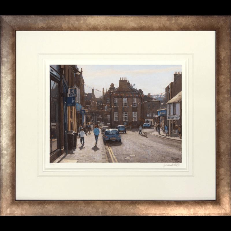 Castle Street by Jonathan Mitchell copy