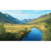Glendoll from Clova by Jonathan Mitchell