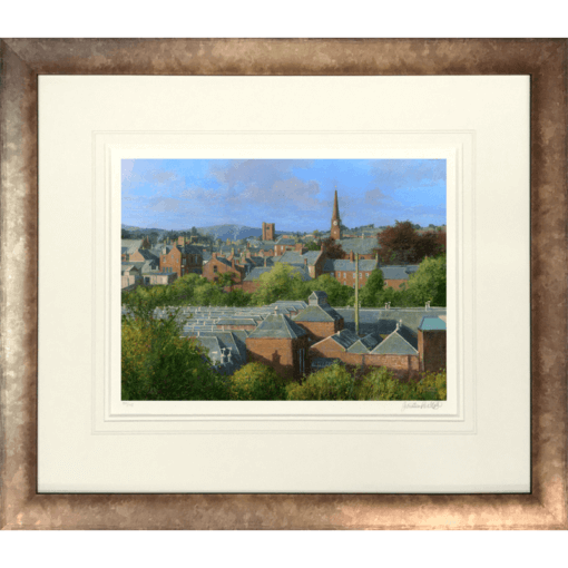 Kirriemuir by Jonathan Mitchell