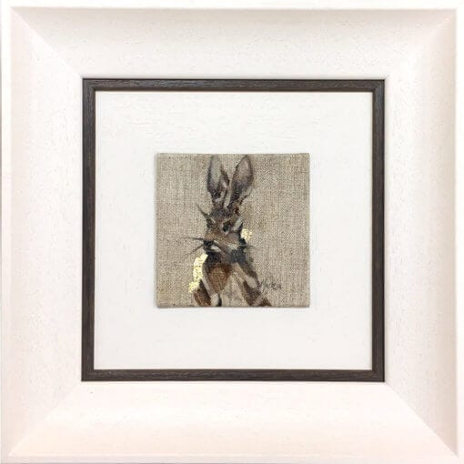 Hare by Jennifer Mackie