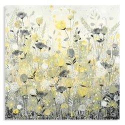 Lemon & Grey Sparkle by Jane Morgan