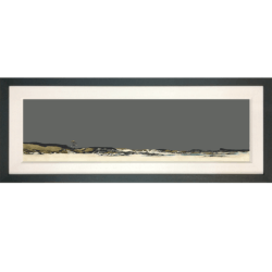 Framed-Special Edition Camusdarach beach Ron Lawson1