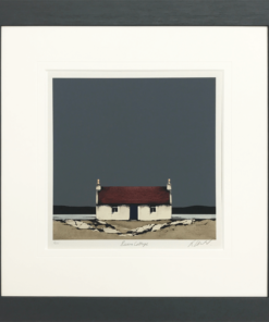 Barra Cottage by Ron Lawson
