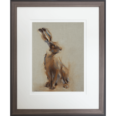 The March Hare by Jennifer Mackie