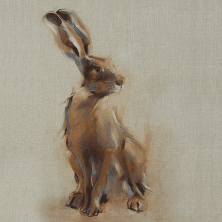 Jennifer Mackie – The March Hare -cat