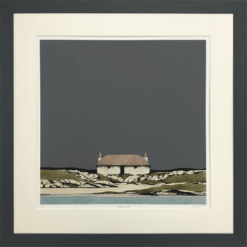 Uist Coast by Ron Lawson