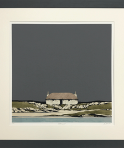 Uist Coast by Ron Lawson