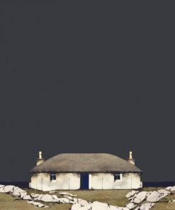 3 South Uist Croft House