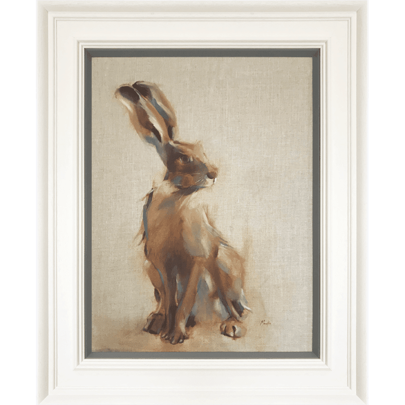 The March Hare – Original by Jennifer Mackie