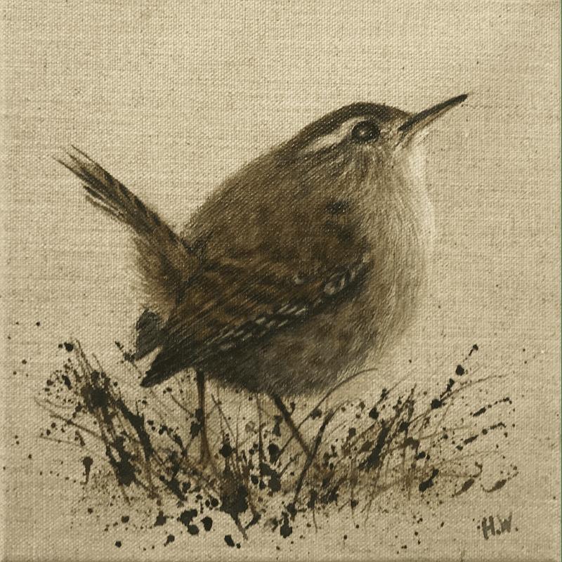 Wren by Helen Welsh