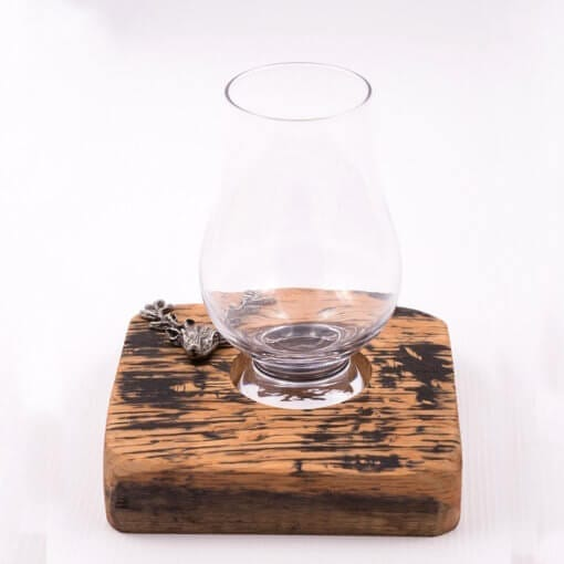 dram for 1 stag with glass